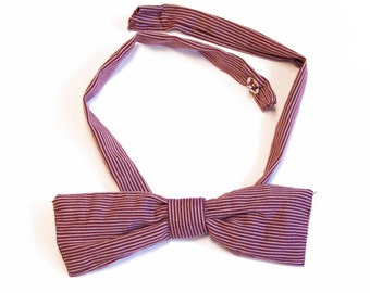 bow tie vintage circus style
