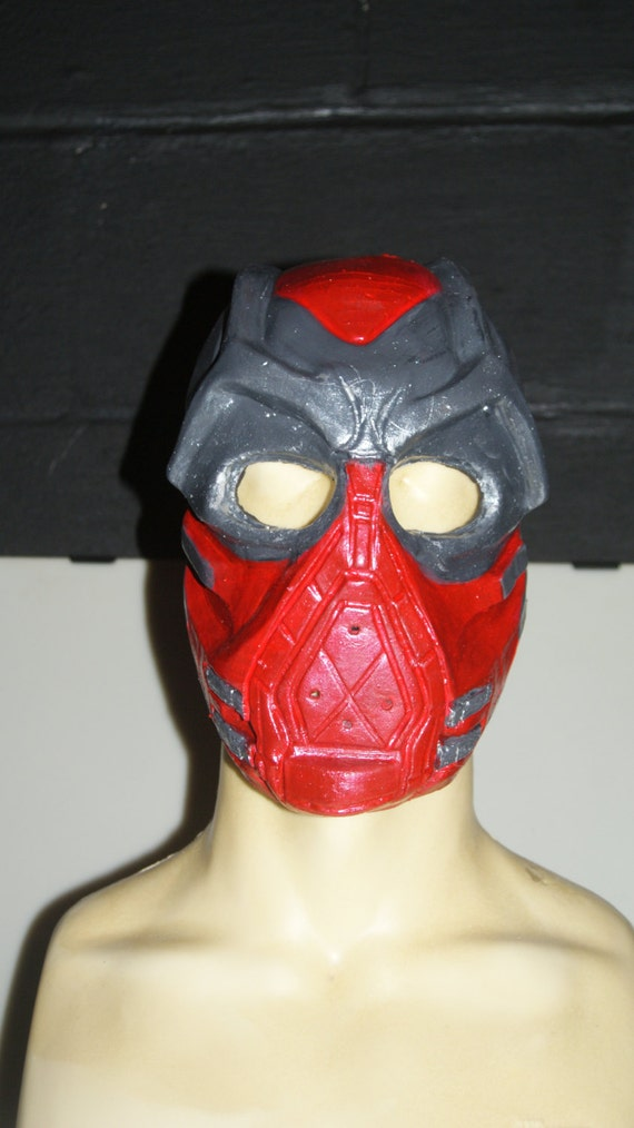 Azrael Batman Arkham Knight By Gothamspfx On Etsy