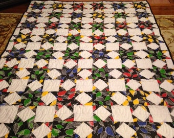 Star Quilt ( Double Size)