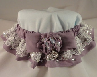 Sparkling Lace Wedding Garter