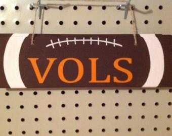 Vols sign. 12x3 1/2.