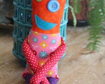 Quirky Peep Softie,