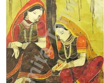 Village Maidens