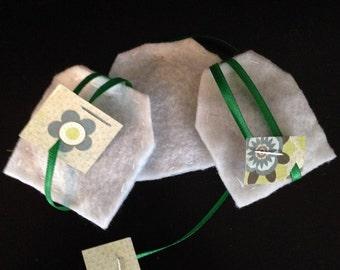 Lemongrass Tea Bag Sachet (Set of 3)