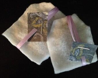 Lavender Tea Bag Sachet (Set of 3)