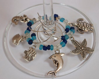 Under the Sea Charms