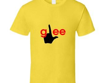 Glee (loser) -tshirt