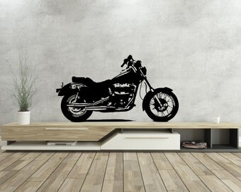 Harley Davidson - FXR - Vinyl Wall Decal