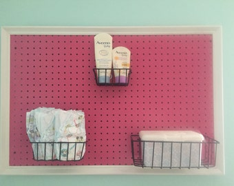 Nursery Peg Board