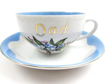 Oversized Cup Saucer Etsy