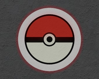 Pokemon - Pokeball Wall Art Decoration