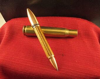 BMG .50 caliber bullet pen