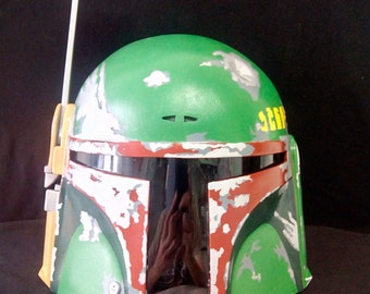 HELMET Boba Fett Star Wars costume cosplay