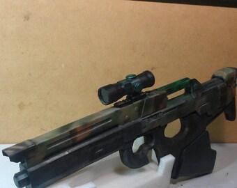Destiny MIDA Multi-Tool rifle cosplay prop replica