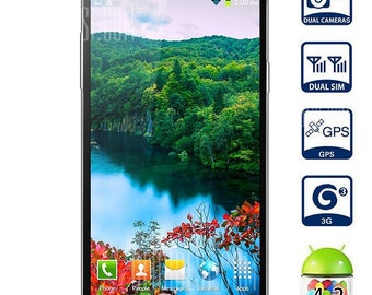 Kingelon G9000 Android 4.2 3G Smartphone  Octa Core 1.7GHz 2GB Ram 16GB Rom Gesture Sensing Gps With 5.2 inch Fhd