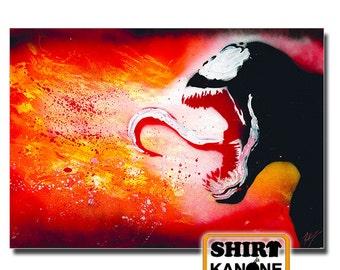 Venom 2 canvas 70 x 50 cm