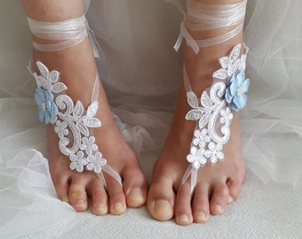 wedding shoes,summer shoes,beach shoes, costume shoes,bridal accessories, white lace sandals,free shipping! bridal sandals,bridesmaids