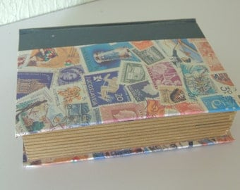 Vintage Carton  Stamps multi -purpose Box