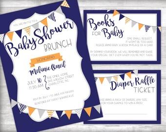 Baby Shower Brunch Invitation Printable