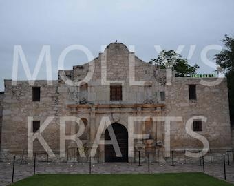 San Antonio Alamo Mission