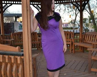 Special Sleeveless Pencil Dress