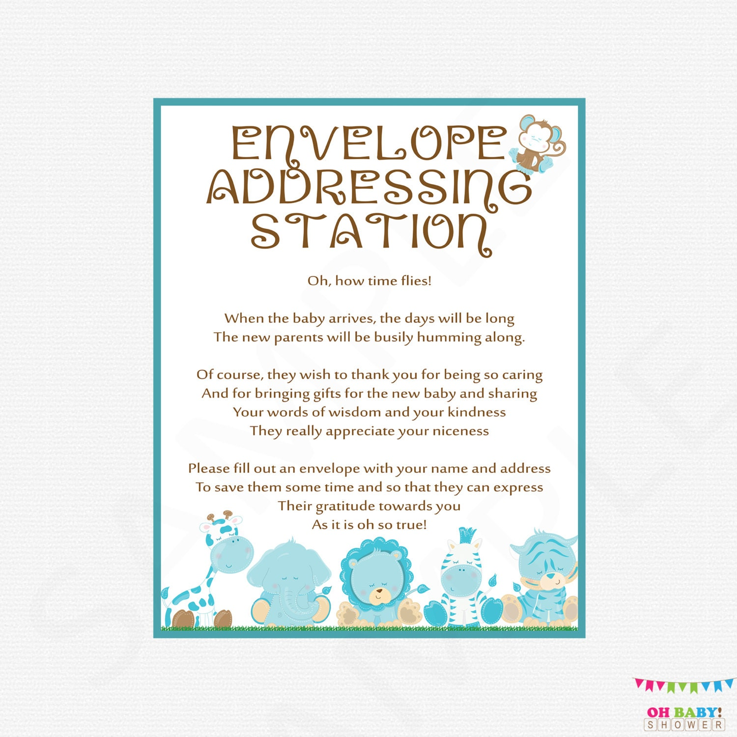 Bridal Shower Invitation Envelope Addressing Etiquette was adorable invitation template
