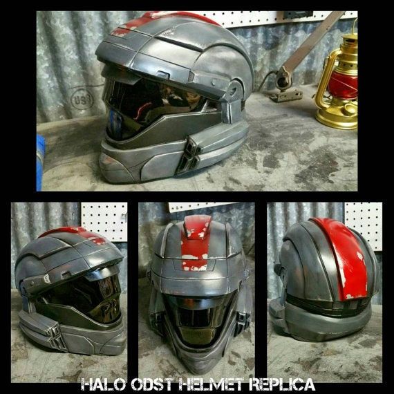 how to make a halo odst helmet