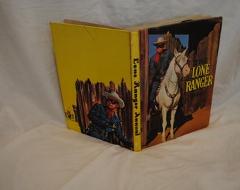 The Lone Ranger Annual 1963