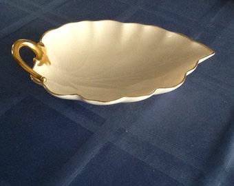 Lenox Leaf Dish
