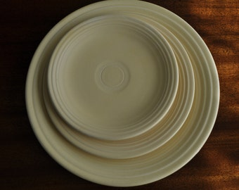 Genuine Fiesta Ivory Place setting