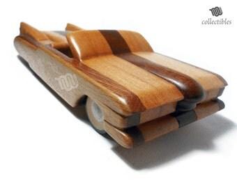 Cardillac Eldorado 1959 - wood replica collectible