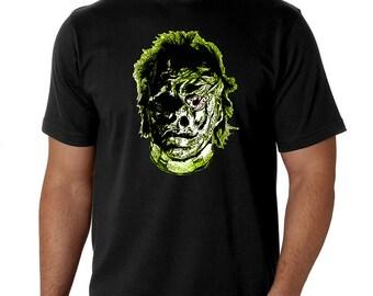 Teenage Frankenstein Monsters Shock Monster Horror Zombie New Black T-shirt Tee