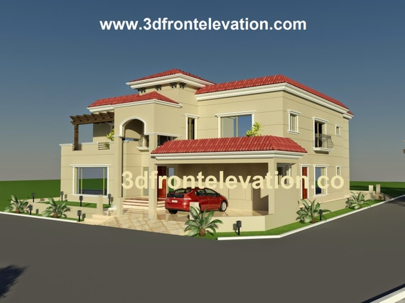 Spanish Mediterranean Tuscan Style Home Plans Design American