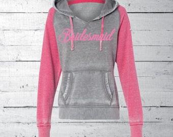 Hooded Sweatshirt, bride sweatshirt, bride hoodie, bridesmaid gift