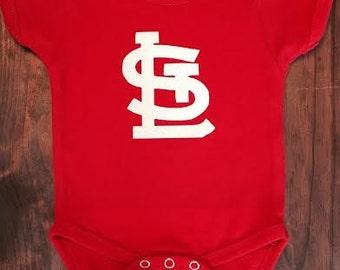 St. Louis Cardinals Onesie