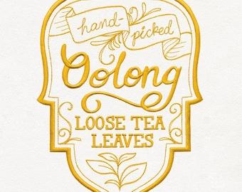 Tea Towel - Oolong