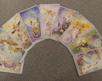 6 month reading Shadowscapes Tarot Card Readings