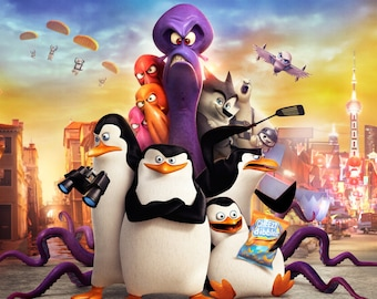 Penguins of Madagascar -  (Print/Posters)