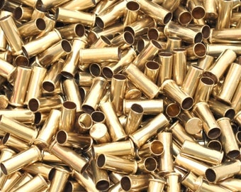 Brass .22 LR Rimfire Shell Casings. Inert. Bullet.