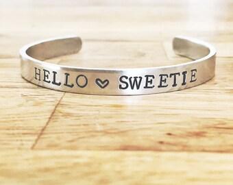 Hello Sweetie Bracelet