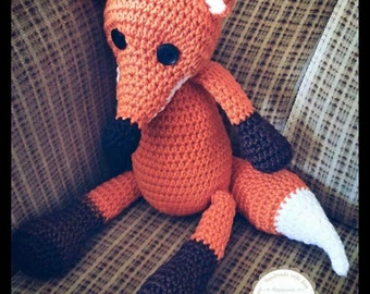 Crochet Bob Fox Fox eBook PDF