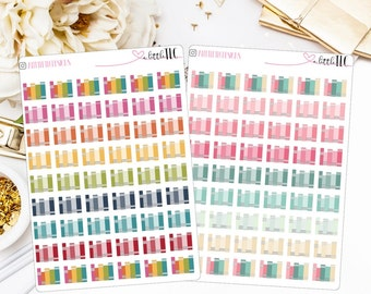 Books - Planner stickers, Icon Stickers, Reading Stickers, School Stickers, Study Stickers, Book Stickers, Library Stickers, BuJo Stickers