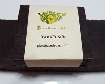 Vanilla Silk with Goat's Milk Soap Bar