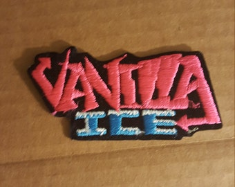 Vanilla  ice  patch