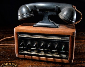 1950s Intercom, Sold as Individual Pieces or as Set