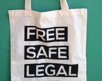 Pro Choice Tote bags