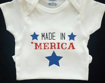 4th of July onesie, First 4th of July, Onesie, Baby boy clothes, Baby boy, Baby, Baby boy onesie, Onesies, Baby clothes, Baby onesies, Boy
