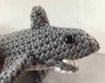 Hammerhead Shark Amigurumi : Amigurumi squalo Etsy