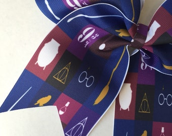 I Love Harry Potter Cheer Bow **Exclusive**