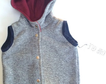 Size 12-18month Generation Z Vest